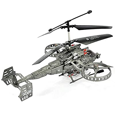 LPRWEC 4 channels Avatar simulation Helicopter Large remote control aircraft Resistance to falling Charging Model airplane child toy Drone