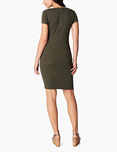 Noppies Dress Ss Zinnia 70132, Vêtements de Maternité Femme Grün (Dark Army C205)