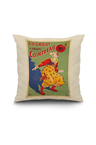 cointreau-vintage-poster-artist-oge-france-c-1918-18x18-spun-polyester-pillow-cover-white-border
