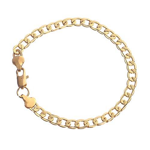 Meigold Paar Armband Twisted Armband Einfache Männer und Frauen Armbänder Armband Schmuck