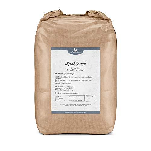Krauterie Knoblauch | hervorragende Qualität | getrocknet, gemahlen | ohne Zusätze | Allium...