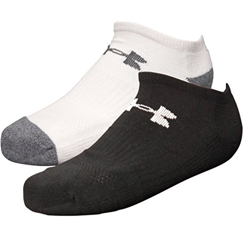 Under Armour Golf Elev Perf No Show Men's Socks