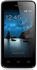 SANSUI U40+ Android Mobile Phone (Black and Silver)