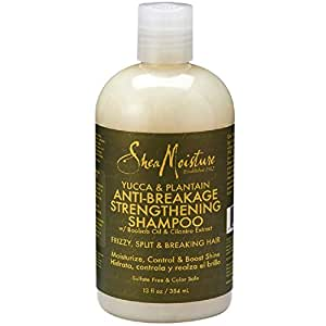 Shea umidità Yucca e Baobab ispessimento Shampoo 384 ml