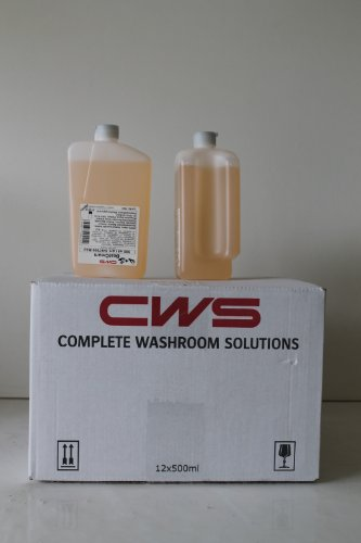 Seife CWS Best Cream Mild Seife 12 x 500 ml 5467