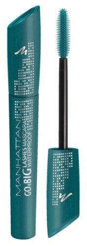 Manhattan Go4BigLashes Mascara WP 1010N 1er Pack (1 x 8 ml)