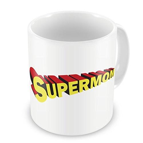 Image tazza mug festa della mamma super mom - eventi