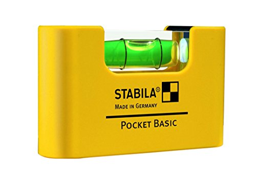 Stabila 17773 Wasserwaage Pocket Basic