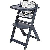 Safety 1st Chaise Haute pour bébé Timba avec coussin