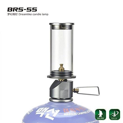 Etbotu Outdoor Camping Lampe Ultraleicht Tragbare Gaslampe Tourist Zelt Nachtlichter Camping Gas Laterne