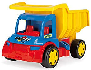 Wader-Wozniak - Camión de Juguete Kipper