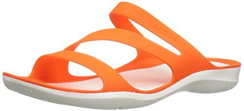 Crocs - Swiftwater Sandale Femmes active orange