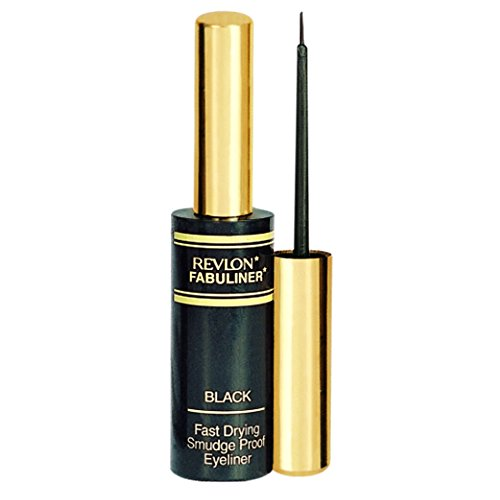 Revlon Fabuliner, Black, 9ml