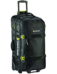 7a8be33892 Caribee Global Explorer 125 Rolling Luggage 125L Black