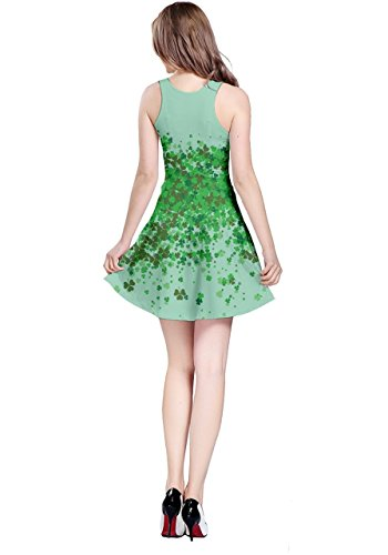 CowCow - Robe - Femme Colourful Gems Spring Green
