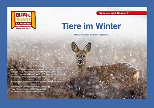 Tiere Winter: Lernwerkstatt