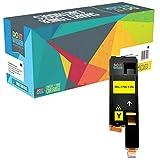 Do it Wiser Kompatible Toner als Ersatz für Dell C1760nw 1250c C1765nf C1765nfw 1350cnw 1250 1355cnw 1355cn - 593-11019 (Gelb)