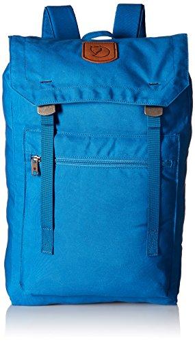 Fjällräven Unisex Rucksack Foldsack No.1, Lake Blue, 40 x 30 x 15 cm, 16 Liter, 24210 (Sport-gepäck-tags)