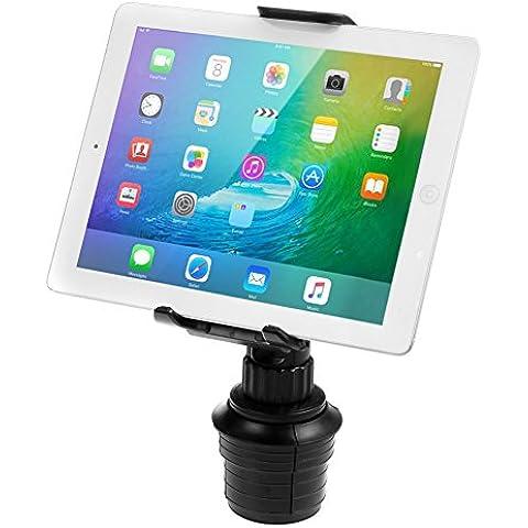 iKross IKHD23 - Soporte Universal de Coche para Smartphone o Tablets, Soporte Ajustable