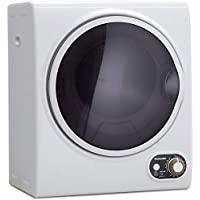 Montpellier MTD25P 2.5kg Freestanding or Wall-mounted Vented Tumble Dryer - White