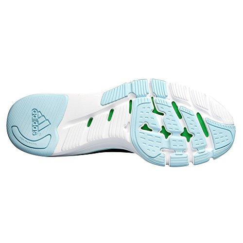 adidas A.t 360.2 Prima, Donna Nero-Turchese-Bianco