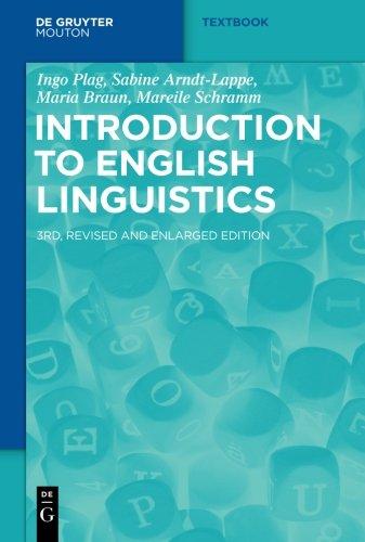 Introduction to English Linguistics (Mouton Textbook) por Ingo Plag