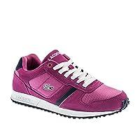 Lacoste Vauban Kadın Pembe Spor Ayakkabı (SPW1026-AC3)