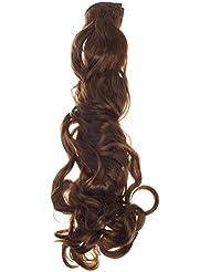 BiYa Hair Elements Thermatt Extensions cheveux bouclés...