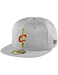 11af418cd6989 NBA Heather Fitted Cleveland Cavaliers