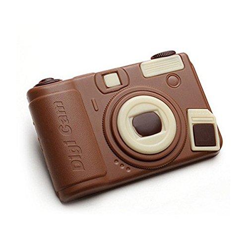 BARBACADO Appareil photo en chocolat,boite de chocolat,chocolat fantaisie,boite de chocolat