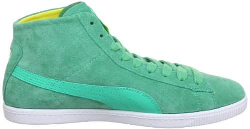 Puma Glyde Mid Wn'S, Baskets mode femmes Vert - Grün (mint leaf-aurora-white 11)