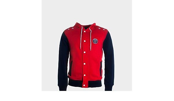 Veste 3xlVêtements Champion Distinct Rouge Et CroxdBQeW