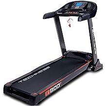 Cinta de correr Techness T800 (20 km/h y 12% de inclinación)