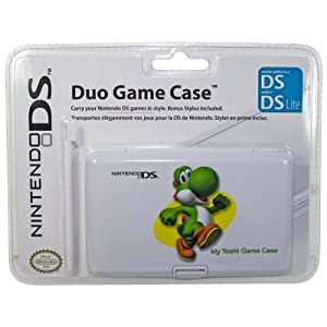 Nintendo DS Lite – Character Case & Stylus – Yoshi