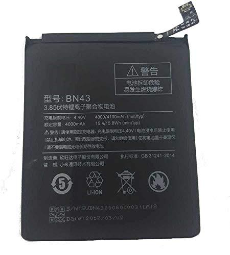 Todobarato24h BATERIA BN43 Compatible Xiaomi REDMI