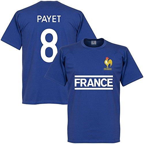 France Payet Team T-shirt - Royal - S