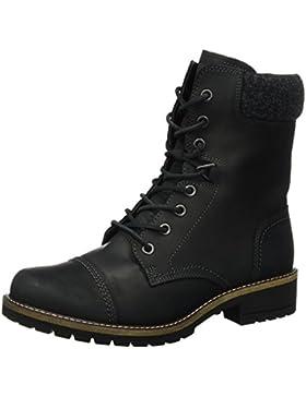 Ecco Damen Elaine Combat Boots