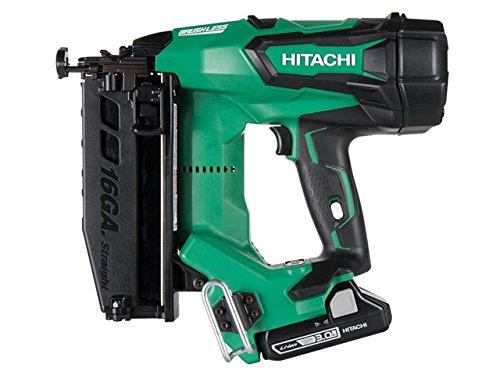 Hitachi Nt1865dbsl/JX 16GA Brushless droits de finition...