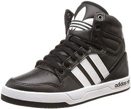 zapatillas botitas adidas court attitude