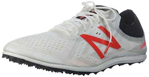 New Balance Long Distance, Zapatillas de Running para Hombre, Blanco (White), 44...
