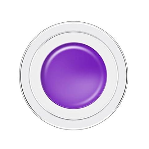Transer 3D UV sculpture gel couleur nail art Astuce Creative manucure décoration (06)