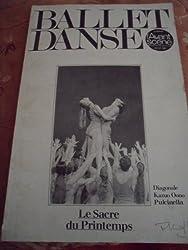 L'Avant-Scène Ballet/Danse, N° 3 : Le Sacre du Printemps