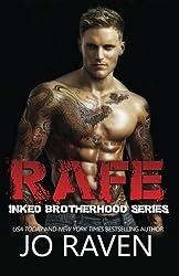 Rafe (Inked Brotherhood) (Volume 5) by Jo Raven (2015-04-09)