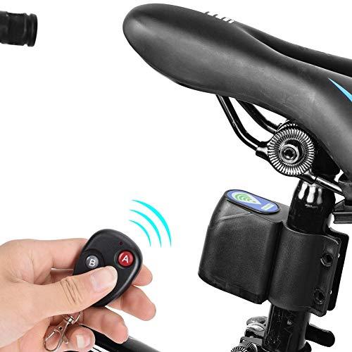 Alarma de Bicicleta, Anti-Robo Bloqueo de Bicicleta, Bicicleta Alarma