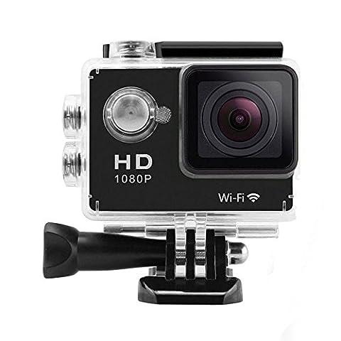 Expower® SJ4000 Outdoor WiFi Camera Full HD DVR 12MP 1080P