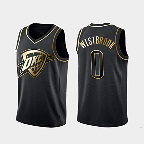 HWHS316 Oklahoma City Thunder # 0 Westbrook Uniformes