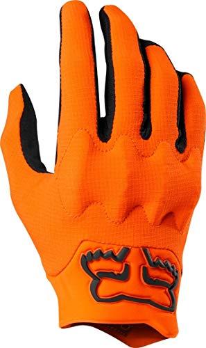 Fox Guanti Bomber LT nero/arancione, taglia S