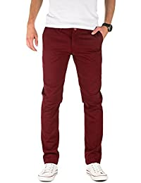 Rote stoffhose manner