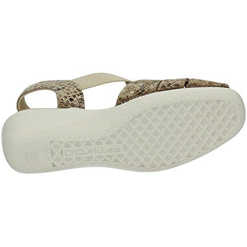 ZAPATOP , sandales femme Beige