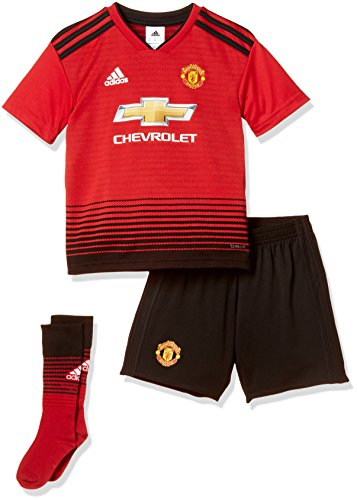 a899af10b8d adidas Children s Manchester United fc home Mini Kit Home